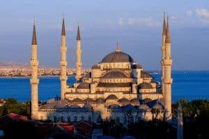 الوصول إلى اسطنبول – تركيا – اسطنبول