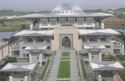 مسجد زين العابدين غاية في الجمال سيلانجور
