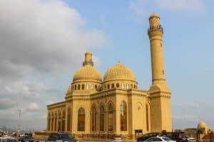 زيارة مسجد بيبي هيبت – أذربيجان – باكو