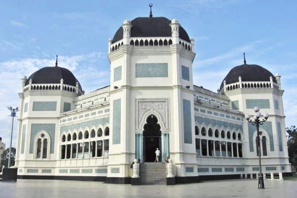 مسجد رايا Raya Mosque