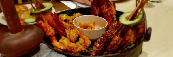 مطعم بايل اودانغ مانغ انغكنغ Bale UdangMangEngking