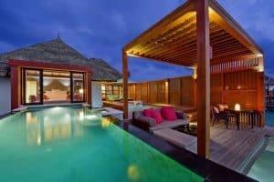 الوصول إلى جزيرة كودا هورا – المالديف – كودا هورا