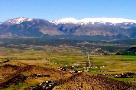 من مراكش الى جبال الاطلس رحلة الوديان الاربعة