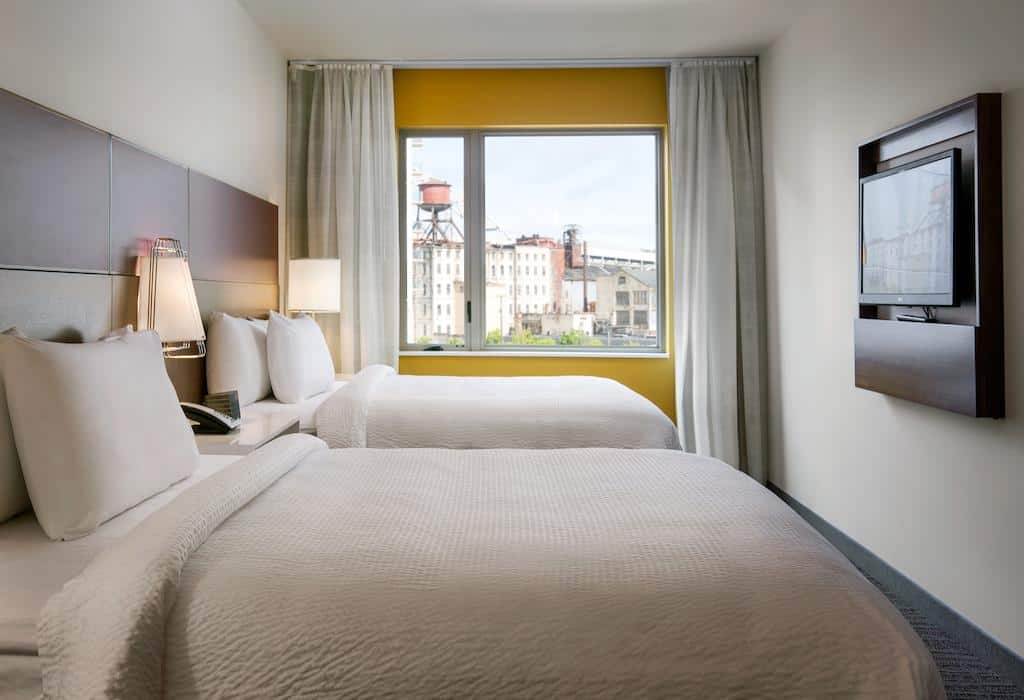 1.Residence Inn by Marriott Portland Downtown-Pearl District