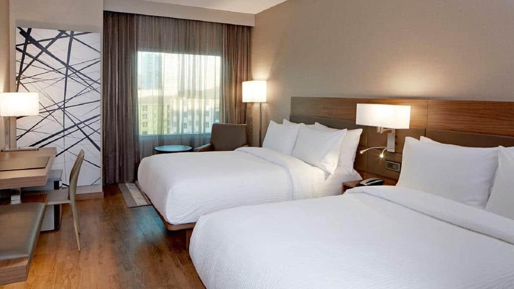 10.AC Hotel by Marriott Atlanta Buckhead at Phipps Plaza