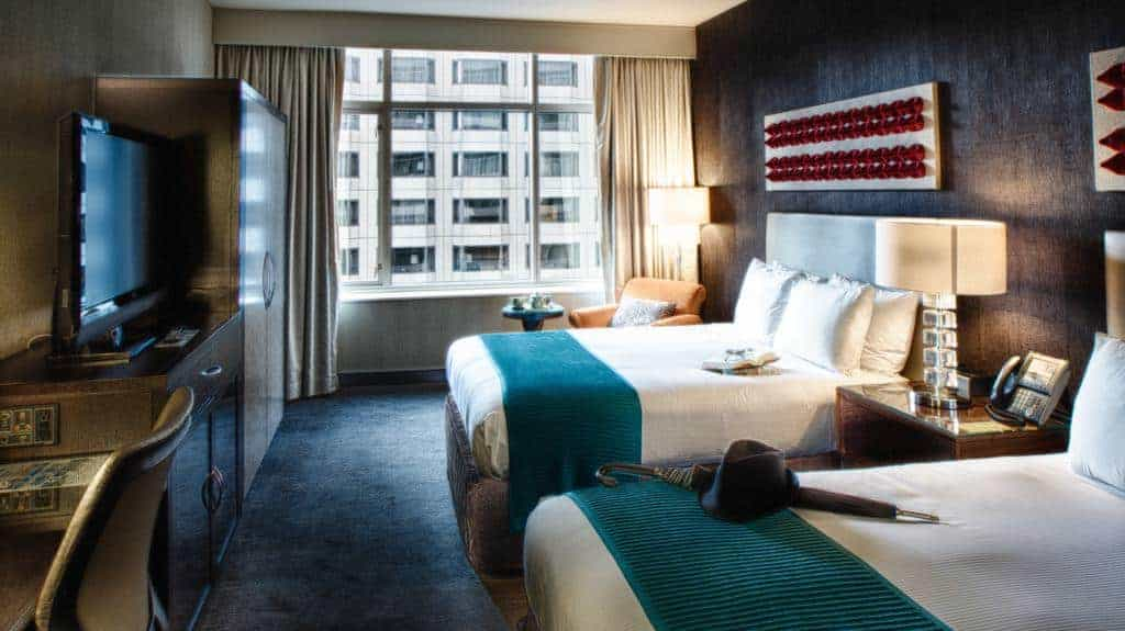 12.theWit Chicago, A DoubleTree by Hilton Hotel