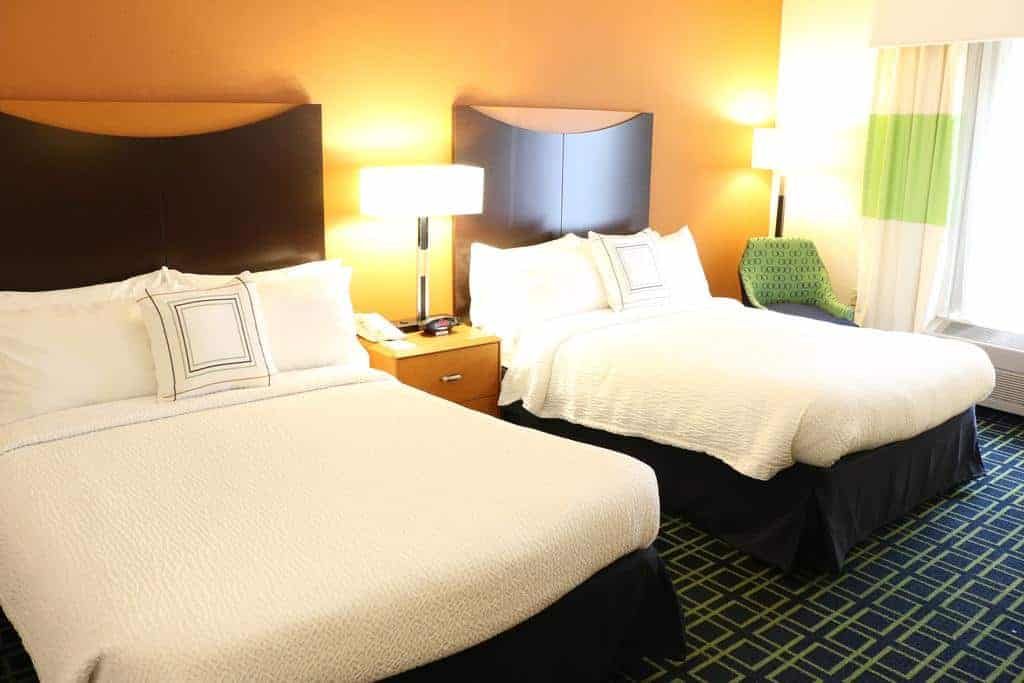 14.Fairfield Inn & Suites by Marriott Portland Airport
