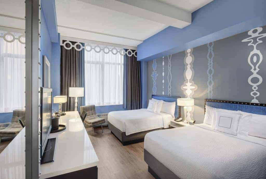 14.Fairfield Inn and Suites Chicago Downtown Magnificent Mile
