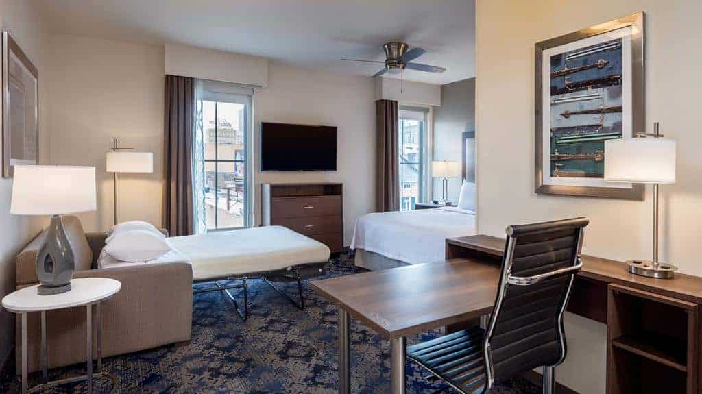 3.Homewood Suites By Hilton New Orleans French Quarter