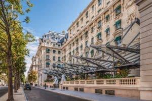 فندق ذا بينينسولا باريس
