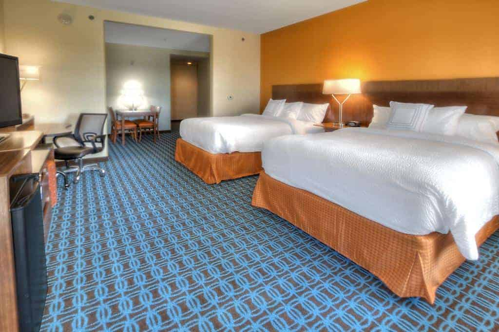9.Fairfield Inn & Suites by Marriott Destin