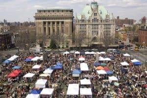 سوق بروكلين للتحف والقطع النادرة