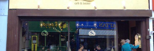 مطعم بازار القصبة | Kasbah Cafe Bazaar
