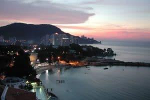 زيارة جزيرة بينانج - ماليزيا - جزيرة بينانج