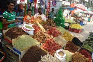سوق كوتشي للتوابل