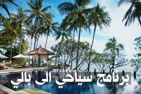 برنامج سياحي إلى جزيرة بالي 6 أيام