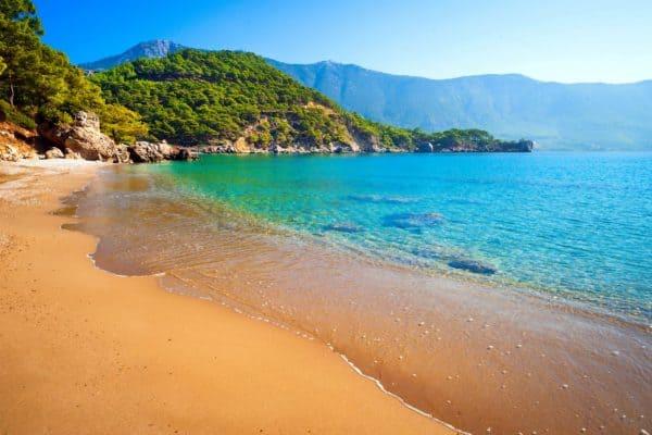 شواطئ انطاليا