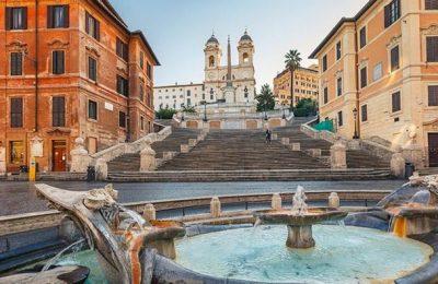 رحلتي الى روما وبيزا من اكتوبر الى اكتوبر