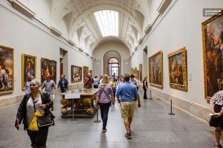 تذكرة دخول متحف برادو في مدريد