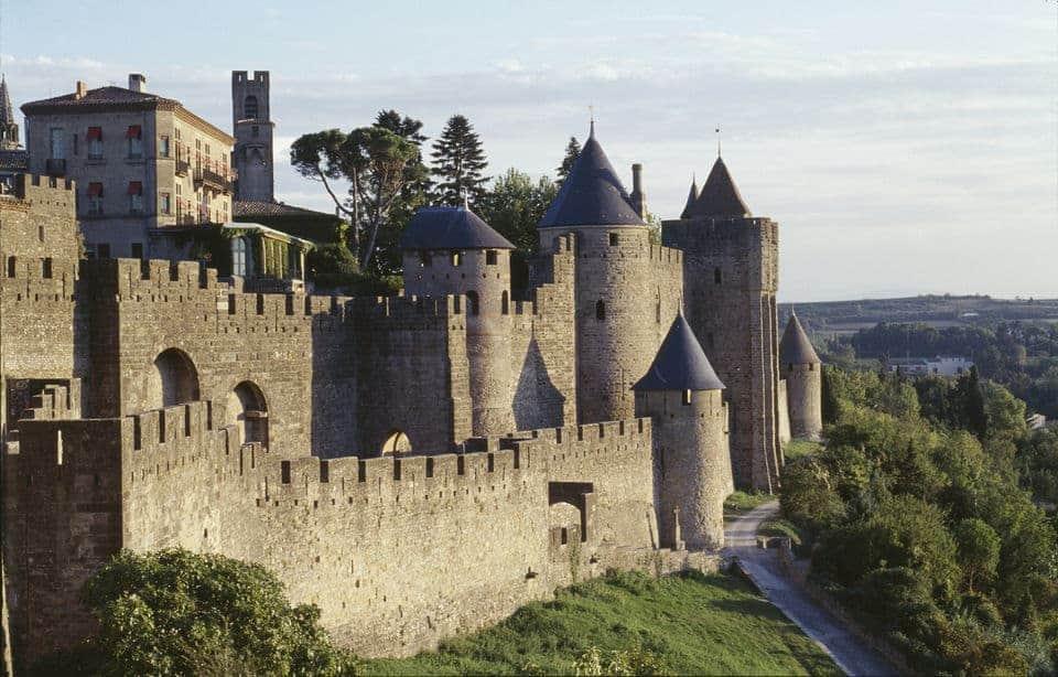 تذكرة دخول لقلعة كاركاسون الفرنسية