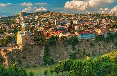 أفضل الأماكن السياحية الأكثر زيارة في جورجيا