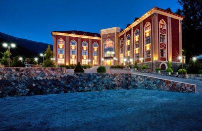 افضل 14 فندق في شكي من المسافرون العرب