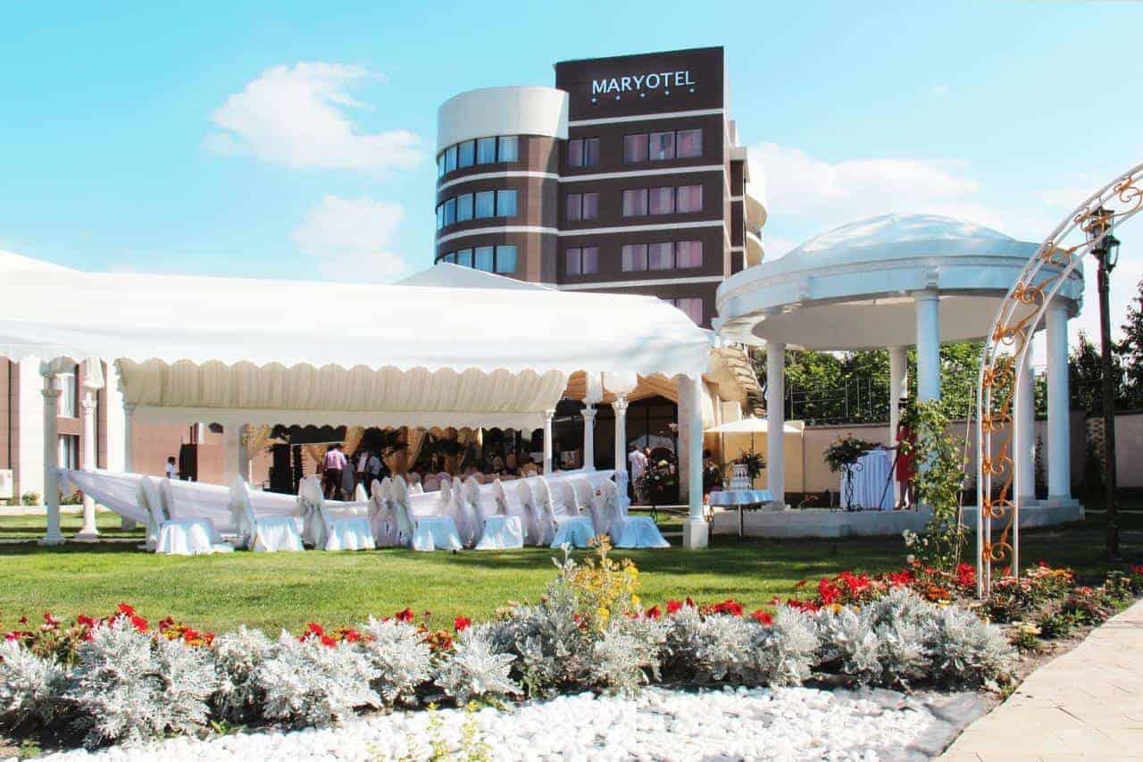افضل 15 فندق في بيشكك من المسافرون العرب
