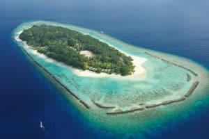 القيام برحلة كروز فورسيزونز – جزر المالديف – جزيرة كودا هورا