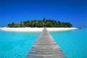 جولة بين الجزر – جزر المالديف – جزيرة كودا هورا