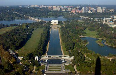 احداثيات ومواقع الأماكن السياحية في واشنطن دي سي