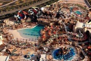 زيارة الحديقة المائية - الإمارات - أبوظبي