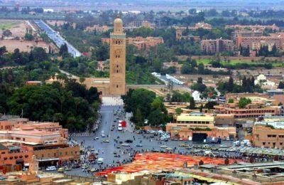 تقرير مصور من مراكش 2