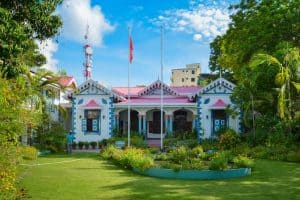زيارة أهم الأماكن التاريخية – جزر المالديف – ماليه