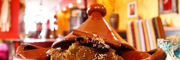 مطعم القصبة المغربي