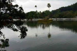 زيارة زيارة بحيرة سيمبواتا - سريلانكا - كاندي