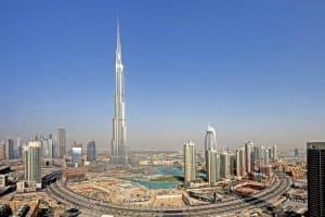 الوصول إلى إمارة دبي – الإمارات – دبي