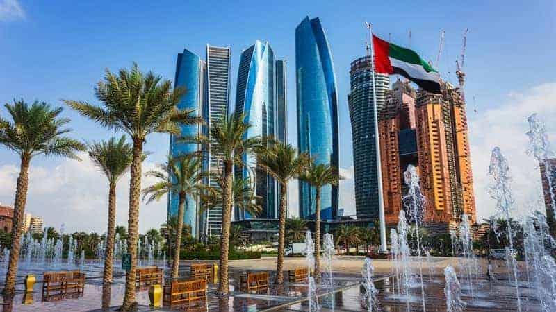 من مدينة الرياض الى ابو ظبي (معلومات ستدهشك!)