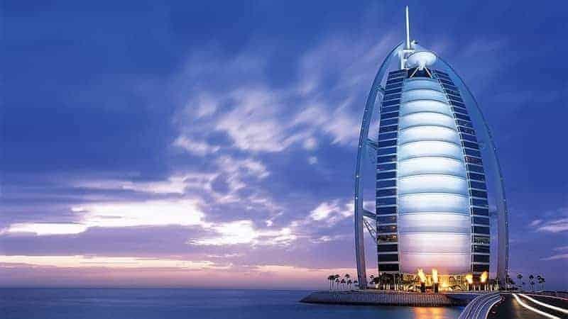 سكي دبي – مدينة الثلج