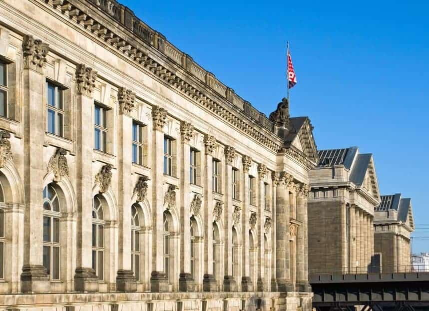 تذكرة دخول سريع الى متحف بارغامون في برلين