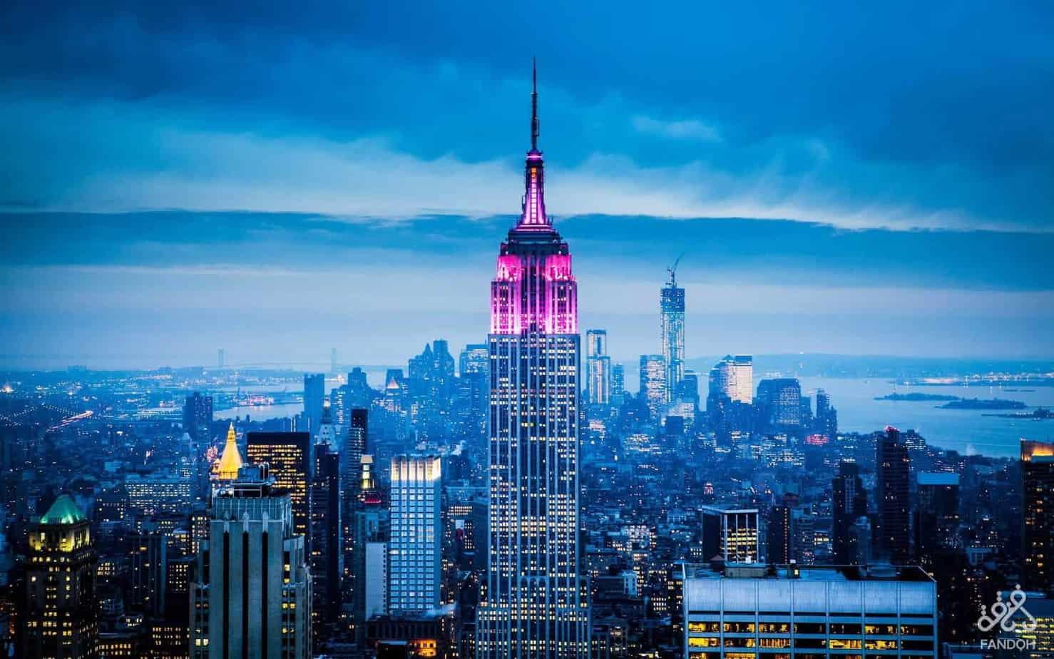 تذكرة لدخول مبنى امبير ستيت (Empire State )