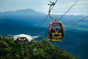 زيارة أهم المناطق السياحية - ماليزيا - جزيرو لنكاوي