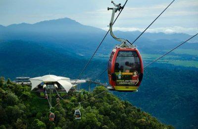 تلفريك لنكاوي في ماليزيا | الاسعار | هل يستحق الزياره؟