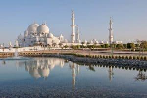 زيارة جامع الشيخ زايد - الإمارات - أبوظبي