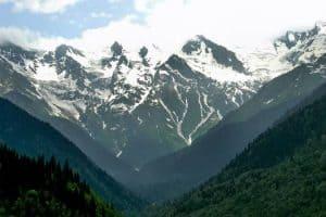 رحلة جبال القوقاز – جورجيا – تبليسي