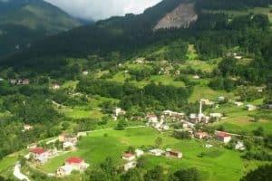 زيارة القرى المجاورة - تركيا - طرابزون