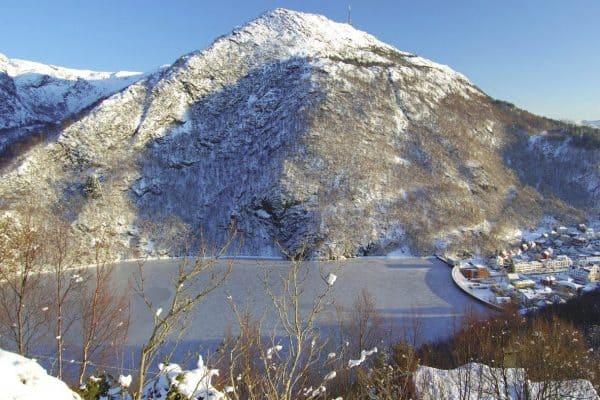 جبل أولريكن
