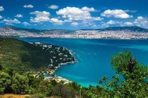رحلة جزيرة الأميرات - تركيا - اسطنبول