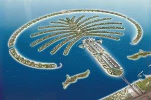 زيارة جزيرة نخلة جميرا - الإمارات - دبي