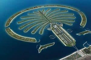زيارة جزيرة نخلة جميرا – الإمارات – دبي
