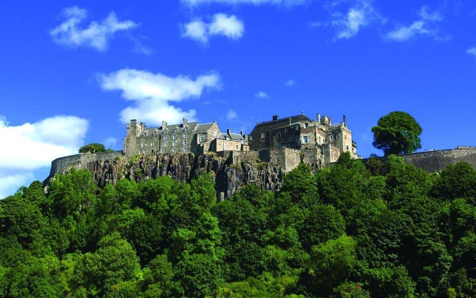 جولة اليوم الواحد في هيلاند لوخس و قلعة ستيرلنغ